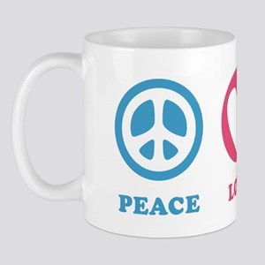 Peace Love Cats [r] Mug